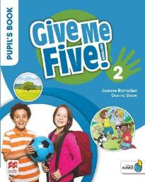 GIVE ME FIVE! 2 STUDENT'S BOOK PACK