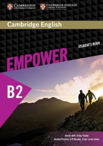 EMPOWER B2 STUDENT'S BOOK