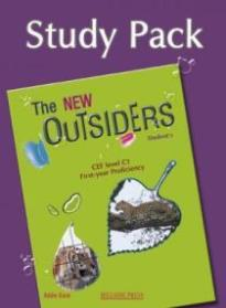 THE OUTSIDERS C1 PROFICIENCY TEACHER'S BOOK  STUDY PACK
