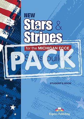 NEW STARS & STRIPES MICHIGAN ECCE SKILLS BUILDER (+ DIGIBOOK APP.)