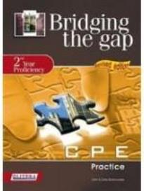 BRIDGING THE GAP 2ND YEAR PROFICIENCY LISTENING & SPEAKING STUDENT'S BOOK N/E