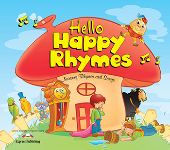 HELLO HAPPY RHYMES BIG STORY BOOK