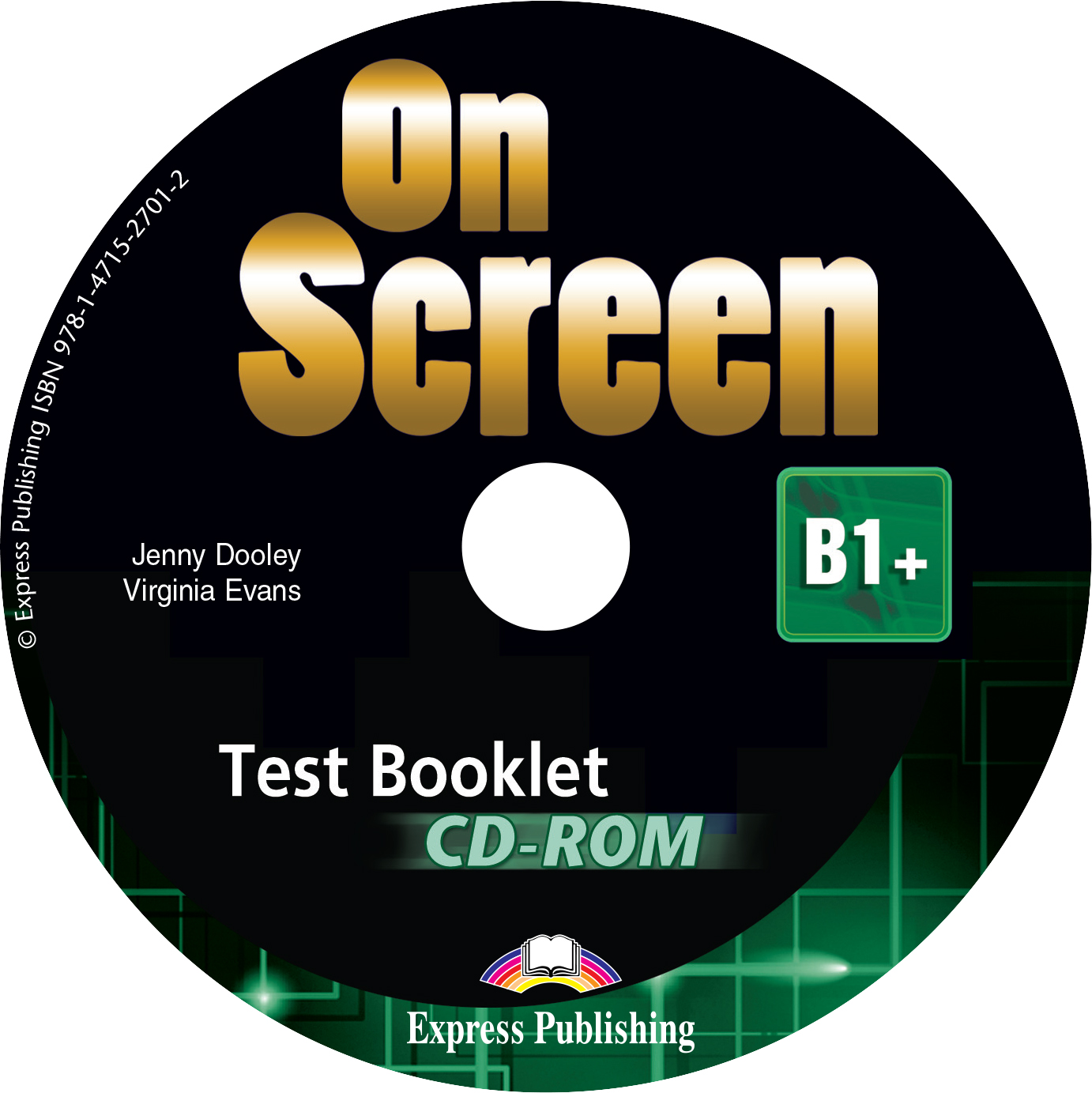 ON SCREEN B1+ CD-ROM TEST