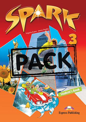 SPARK 3 POWER PACK 1 (+ THE AGE OF DINOSAURS + SPARK 3 PRESENTATION SKILLS + IEBOOK)