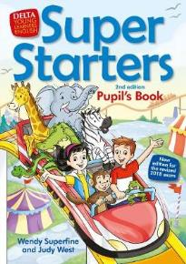SUPER STARTERS STUDENT'S BOOK 2ND ED