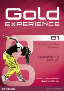 GOLD EXPERIENCE B1 ACTIVE TEACH IWB SOFTWARE