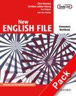 NEW ENGLISH FILE ELEMENTARY WORKBOOK (+ MULTI-ROM)