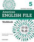 AMERICAN ENGLISH FILE 5 WORKBOOK (+ iCHECKER) 2ND ED
