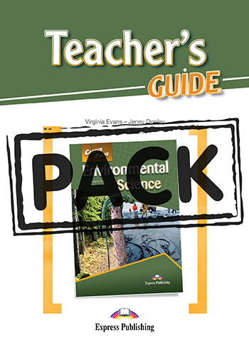 CAREER PATHS ENVIRONMENTAL SCIENCE TEACHER'S BOOK  PACK (+ STUDENT'S BOOK +TCHR'S GUIDE+ CDS + CROSS-PLATFORM APPLICATION)