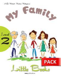 LB 2: MY FAMILY (+ CD + CD-ROM)
