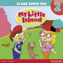 MY LITTLE ISLAND 2 CD CLASS - BRE
