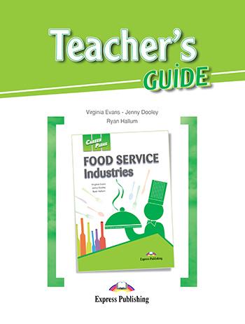 CAREER PATHS FOOD SERVICE INTUSTRIES TEACHER'S BOOK  GUIDE