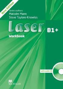 LASER B1+ WORKBOOK (+ CD) 3RD ED