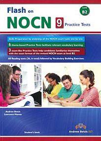FLASH ON NOCN B2 9 PRACTICE TESTS STUDENT'S BOOK 2017