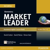 MARKET LEADER ELEMENTARY CD CLASS (2) 3RD ED