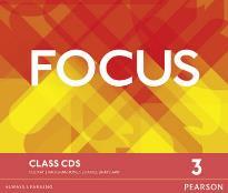 FOCUS 3 CD CLASS