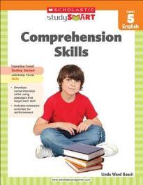 STUDY SMART : COMPREHENSION SKILLS (LEVEL 5) PB