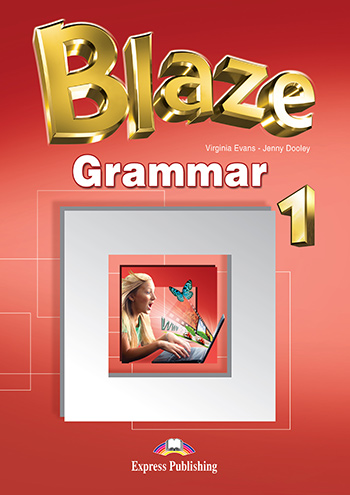 BLAZE 1 GRAMMAR ENGLISH EDITION
