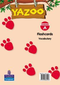 YAZOO JUNIOR A FLASHCARDS (VOCABULARY)
