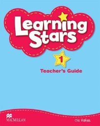LEARNING STARS 1 TEACHER'S BOOK  BOOK PACK