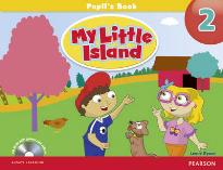 MY LITTLE ISLAND 2 STUDENT'S BOOK (+ CD-ROM) - BRE