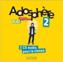 ADOSPHERE 2 A1 + A2 CD (2)