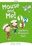 MOUSE AND ME - ALL LEVELS TEACHER'S BOOK  RESOURCE