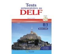 TEST PREPARATOIRES AU DELF B1 ORAL METHODE (+ CD) N/E