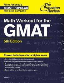 MATH WORKOUT FOR THE GMAT 5TH ED