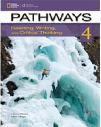 PATHWAYS READING, WRITING & CRITICAL THINKING 4 STUDENT'S BOOK (+ ONLINE WORKBOOK)