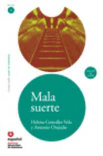 LECTURAS GRADUADAS 1: MALA SUERTE (+ CD)
