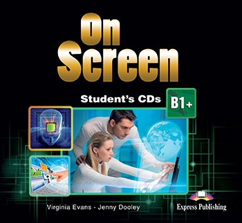 ON SCREEN B1+ STUDENT CDs
