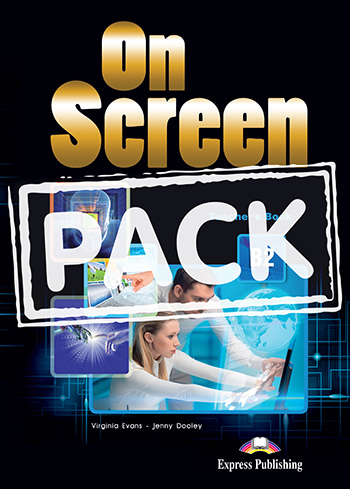 ON SCREEN B2 TEACHER'S BOOK  PACK 2015 REVISED