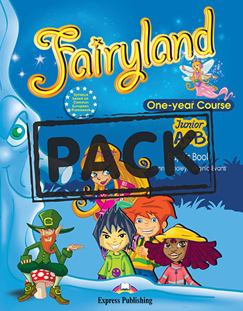 FAIRYLAND JUNIOR A & B STUDENT'S BOOK PACK (+ IEBOOK)