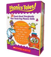 PHONIC TALES 25 READ - ALOUD STORYBOOKS THAT TEACH KEY PHONICS SKILLS HC BBK BOX SET