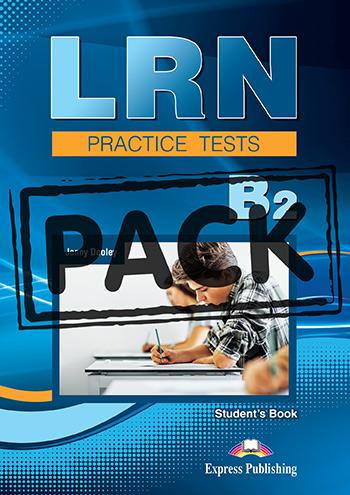 PREPARATION & PRACTICE TESTS FOR LRN EXAM B2 STUDENT'S BOOK (+ DIGIBOOKS APP)