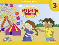 MY LITTLE ISLAND 3 ACTIVITY BOOK (+ SONGS & CHANTS CD PACK) - BRE