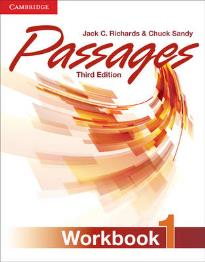PASSAGES 1 WORKBOOK 3RD ED