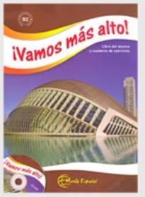 VAMOS MAS ALTO ALUMNO (+ AUDIO CD)