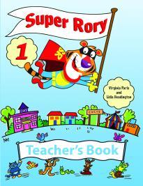 SUPER RORY 1 TEACHER'S BOOK