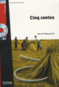 LFF : CINQ CONTES B1 (+ AUDIO CD)