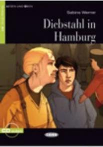 LUU 1: DIEBSTAHL IN HAMBURG (+ CD)