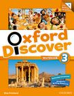 OXFORD DISCOVER 3 WORKBOOK (+ONLINE PRACTICE)