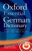 OXFORD ESSENTIAL DICTIONARY GERMAN PB