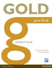 GOLD PRE-FIRST TEACHER'S BOOK  BOOK & ONLINE RESOURCES