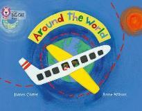 COLLINS BIG CAT : AROUND THE WORLD IN 80 DAYS BAND 03/YELLOW PB