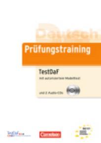 PRUEFUNGSTRAINING B2 + C1 TEST DAF (+ 2 CD)