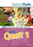 QUEST 1 OXFORD ITOOLS DVD (INTERACTIVE WHITEBOARD RESOURCES) 2ND ED