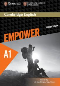 EMPOWER A1 TEACHER'S BOOK