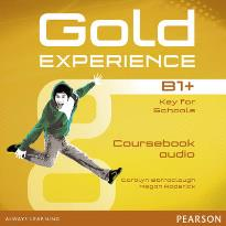 GOLD EXPERIENCE B1+ CD CLASS